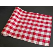 Checkered Table Runners (1)