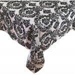 60 x 60 Damask Tablecloth